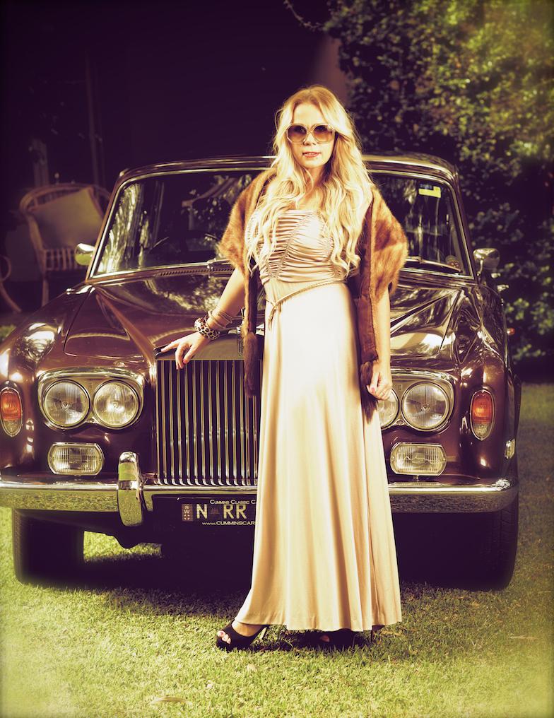 1970's Rolls Royce
