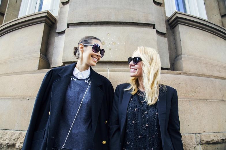 Amanda Rootsey + Faye De Lanty