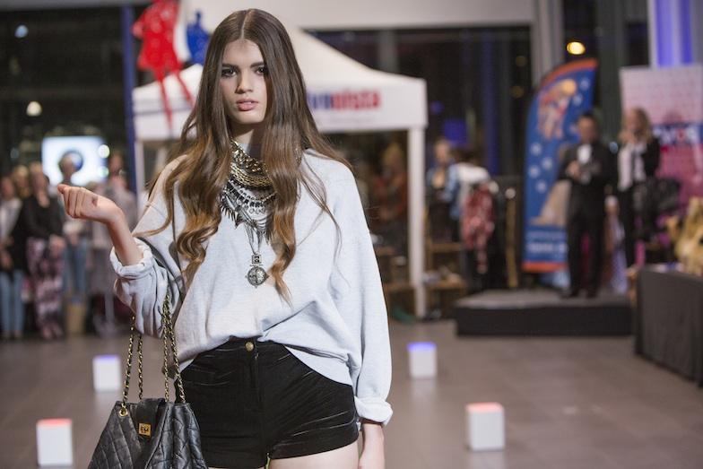 Fashion Hound + Salvos Stores