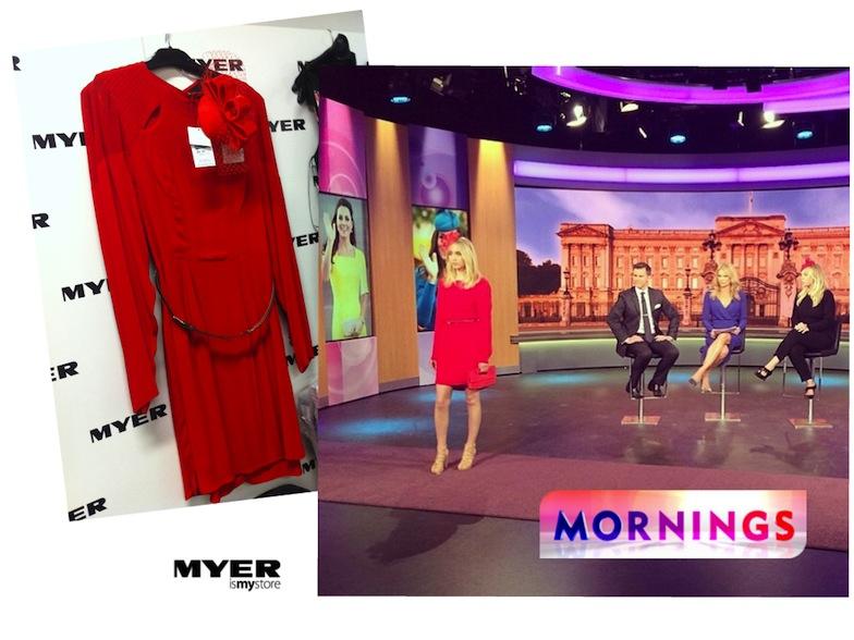 Myer - Mornings on 9